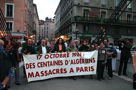 Algériens - Massacre du 17 octobre 1961