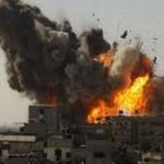 Otan bombarde la Libye