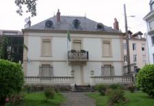 Consulat d'Algérie à Besançon