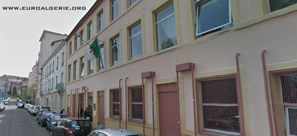 consulat algerie lyon carte d identité Consulat d'Algérie à Saint Etienne | Euro Algérie News