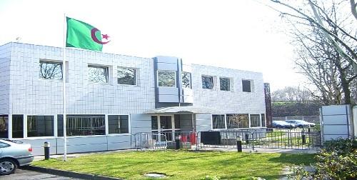 Consulat D Algerie A Bobigny Euro Algerie News Algerie Et Europe